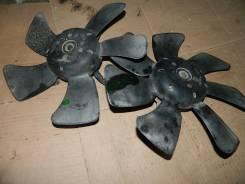 Вентилятор охлаждения радиатора. Nissan Serena, VVJC23 Двигатели: CD20ET, CD20T, CD20
