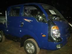 Kia Bongo III. Кia Bongo 3, 2 900куб. см., 800кг., 4x4