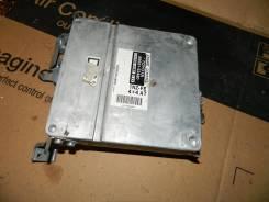 Блок управления двс. Toyota Probox, NCP55 Двигатель 1NZFE