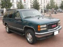 GMC Yukon. GMT410, L40E VORTEC