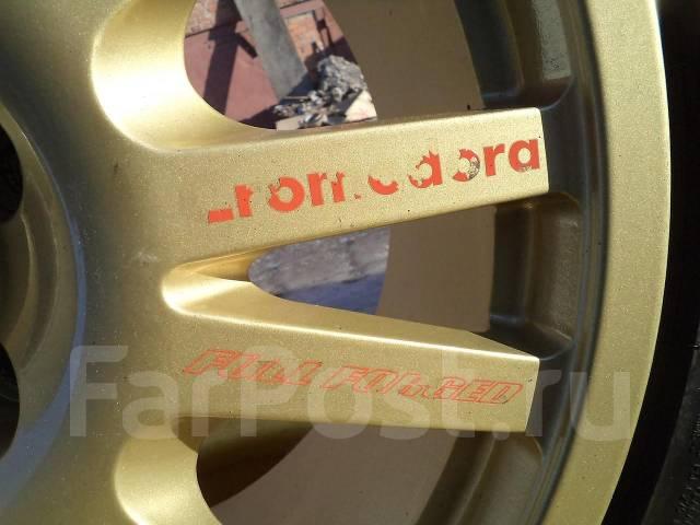 "Cromodora. 8.0x17"", 5x114.30, ET35, ЦО 73,1мм. Под заказ"