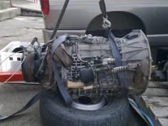 Механическая коробка переключения передач. Isuzu Forward Двигатель 6HK1T