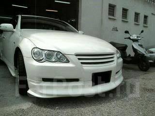 Обвес кузова аэродинамический.