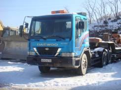 Daewoo Ultra Novus. Продам Седельный тягач Daewoo Novus Ultra, 11 070 куб. см., 30 000 кг.