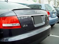 Спойлер. Audi A6, 4F2/C6, 4F5/C6