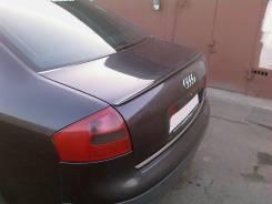 Спойлер. Audi A6