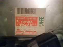 Блок управления двс. Toyota Corona, AT170 Двигатель 5AFE