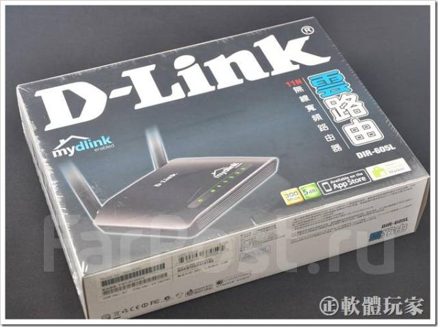 Отличный Маршрутизатор D-Link DIR-605L