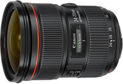 Новый Объектив Canon EF 24-70 f2.8L II USM. В Наличии. Тапир-фото. Для Canon, диаметр фильтра 82 мм. Под заказ