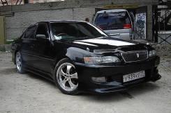 Накладка на фару. Toyota Cresta, GX105, JZX105, JZX100, JZX101, GX100, LX100