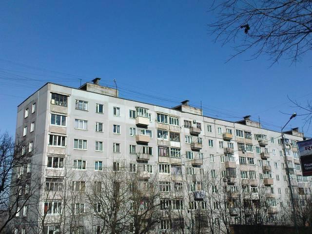 2-комнатная, проспект Красного Знамени 109. Толстого (Буссе), 50кв.м. Дом снаружи