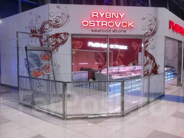 Промо-Стойки, Рецепшн, Торговое Оборудование с Брендированием