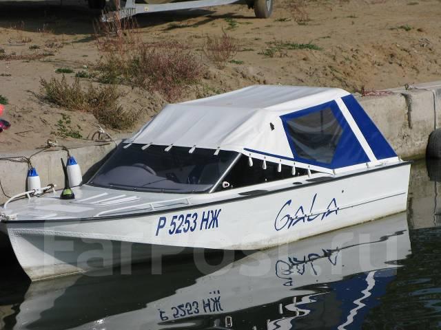 расход топлива лодка амур
