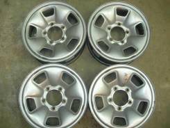 Suzuki. 6.5x16, 5x139.70, ЦО 110,0мм.