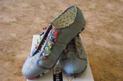 Ботинки треккинговые. 37