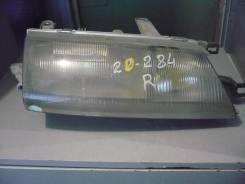 Продаётся фара правая на карину ЕД 180кузов(20-284)