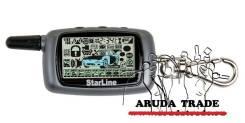 Ж/К брелок к сигнализации A9 / А8 (отправка по РФ). Под заказ