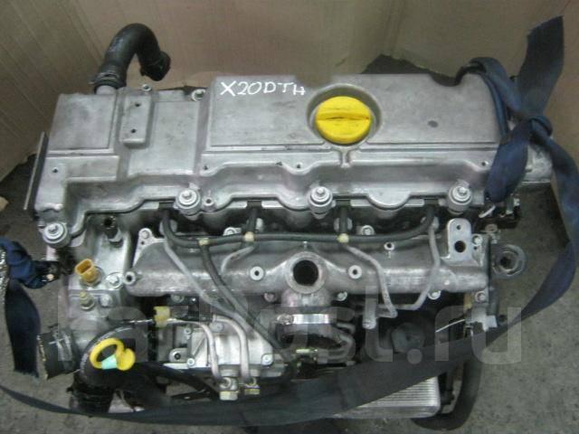 Двигатели на опель зафира в