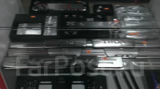 Хромированные накладки на пароги TiiDA, FIT, CR-V 2005-2008