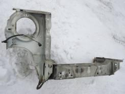 Ноускат. Mitsubishi Pajero Junior, H57A Двигатель 4A31
