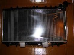 Радиатор охлаждения двигателя. Nissan Presea Nissan Sunny, B14 Nissan Pulsar