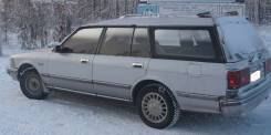 Toyota Crown. LS130, 2LTHE