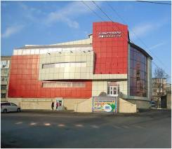 Торговые помещения. 500 кв.м., улица Спортивная 25, р-н г.Находка. Дом снаружи