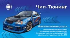 Профессиональный Чип-Тюнинг в Иркутске