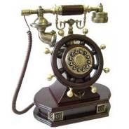 Телефон-ретро Штурвал 25*15*35см Артикул: 36057