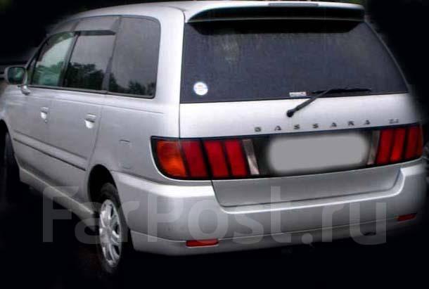 Nissan Bassara. JU30, KA24