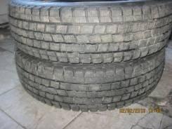 Dunlop DSV-01. Зимние, без шипов, 2007 год, износ: 20%