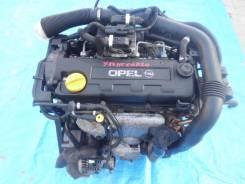 Двигатель 1.7 DTI Isuzu Y17DT OPEL Corsa Meriva Combo