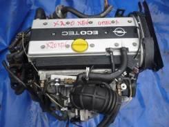 Двигатель 2.0 16V X20XEV OPEL Vectra B Astra G Omega