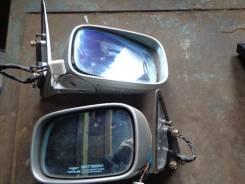 Зеркало левое 7 проводов Кроун 151, 99г. в распил в разбор. Toyota Crown, JZS151