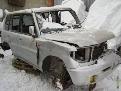 Mitsubishi Pajero iO. H77W, 4G94
