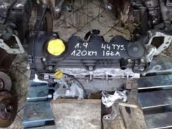 Двигатель 1.9 CDTI Z19DTJ OPEL Astra Zafira Vectra Meriva