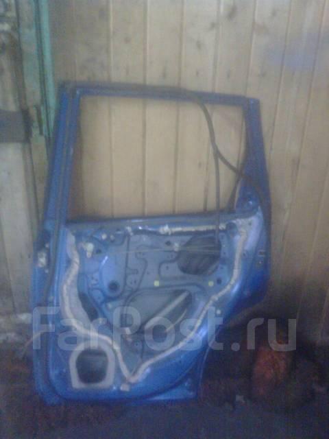 Дверь. Honda Fit, GD1 Двигатель L13A
