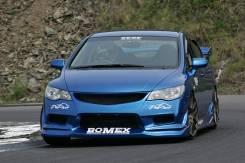 Бампер. Honda Civic, FD1, FD2 Двигатель P6FD1