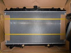Радиатор охлаждения двигателя. Nissan: Sunny, Wingroad, AD, Almera, Bluebird Sylphy, Primera, AD Van Двигатели: QG13DE, QG15DE, QG18DD, QG18DE, QG18DE...