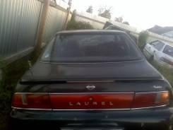 Nissan Laurel. HC34