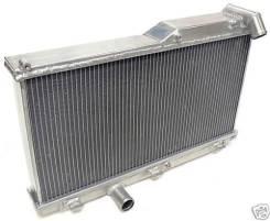 Радиатор охлаждения двигателя. Mazda Efini RX-7, FD3S Mazda RX-7, FD3S. Под заказ