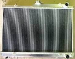 Радиатор охлаждения двигателя. Nissan Skyline, ER33, ECR33, HR33, ENR33, BCNR33 Двигатель RB25DET