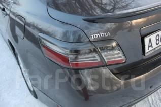 Накладка на фару. Toyota Camry, ACV40, ACV45