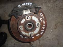Ступица. Toyota Sprinter, EE101 Двигатели: 4EFE, 4E