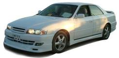 Накладка на бампер. Toyota Chaser, JZX100