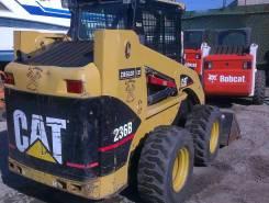 Caterpillar 236B Series 2. Фронтальный погрузчик Caterpillar 236B, 2005г, б/п, 3 500 куб. см., 1 400 кг.