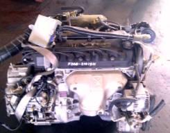 Двигатель. Honda Torneo, CL3 Двигатель F20B