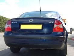 Спойлер. Volkswagen Passat