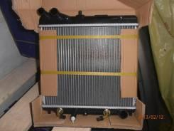 Радиатор охлаждения двигателя. Honda Jazz Honda Fit, LA-GD3, LA-GD4, LA-GD1, LA-GD2, UA-GD1 Двигатели: L13A2, L13A1