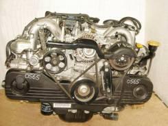 Двигатель в сборе. Subaru Impreza, GG2, GD2 Двигатель EJ152